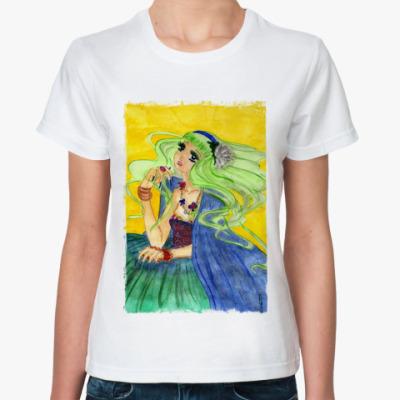 Классическая футболка Ayumi