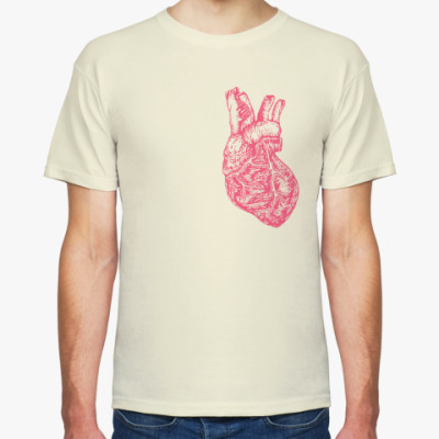 Футболка Big Heart Anatomy