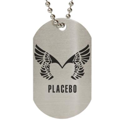 Жетон dog-tag Placebo