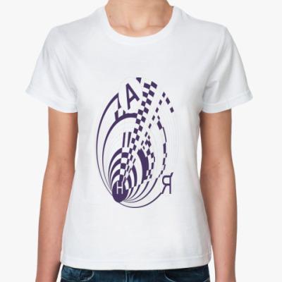 Классическая футболка АНЯ