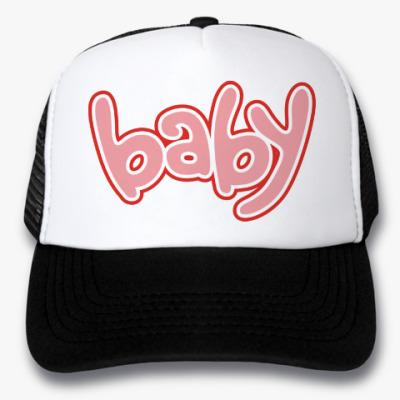 Кепка-тракер Baby