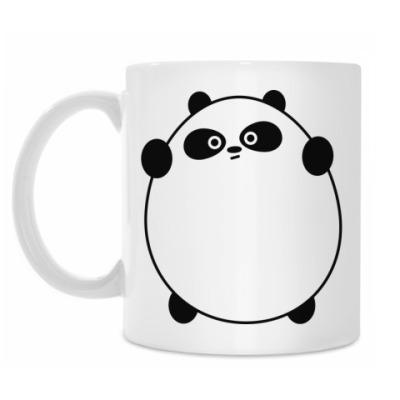 Кружка Ярость сонной панды