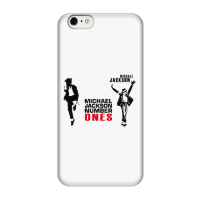 Чехол для iPhone 6/6s майкл джексон, michael jackson