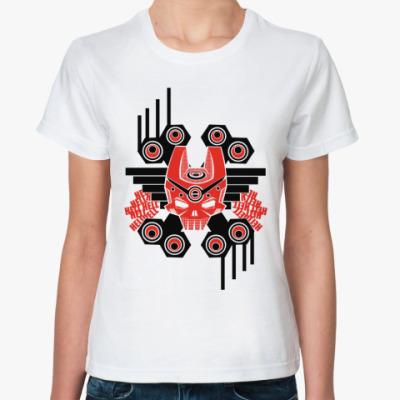 Классическая футболка Hell