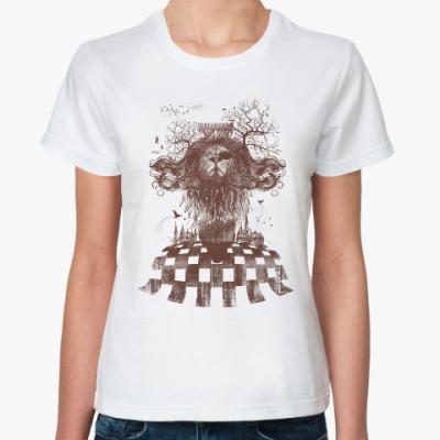 Классическая футболка Король Лев