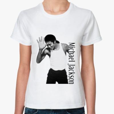 Классическая футболка MJ