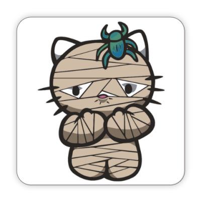 Костер (подставка под кружку) Китти Мумия