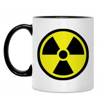 Кружка 'Радиация'