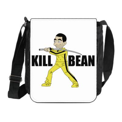 Сумка на плечо (мини-планшет) Kill Bean