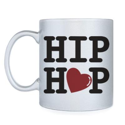 Кружка Люблю хип-хоп