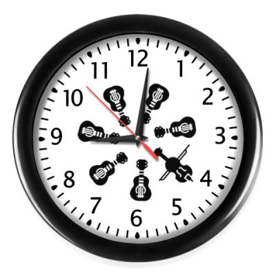 Настенные часы Другая музыка