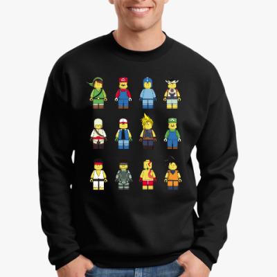 Свитшот Лего Герои