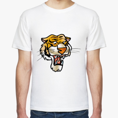 Футболка Тигр