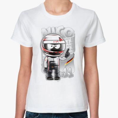 Классическая футболка Niko № 11