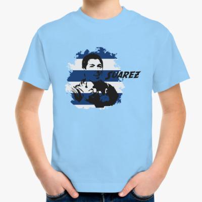 Детская футболка Суарес
