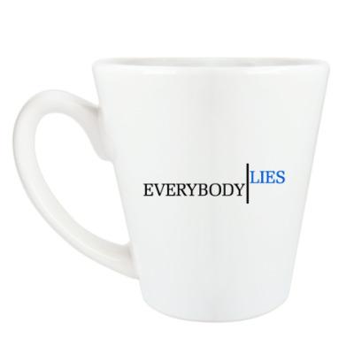 Чашка Латте House