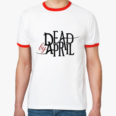 Футболка Ringer-T Dead by April