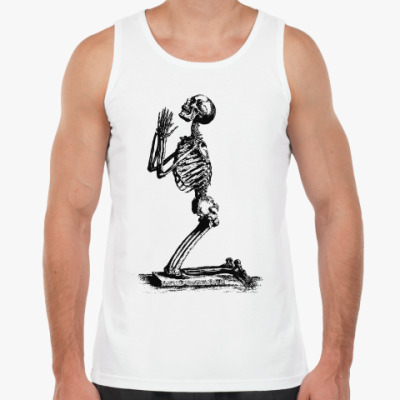 Майка  скелет