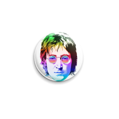 Значок 25мм John Lennon