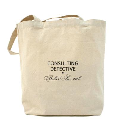 Сумка Consulting Detective