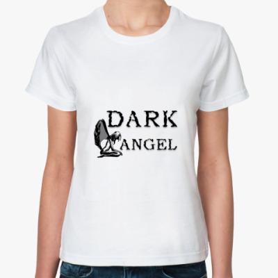 Классическая футболка  Dark Angel женская