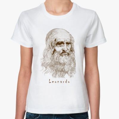 Классическая футболка Leonardo