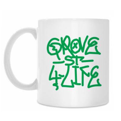 Кружка Grove 4 Life