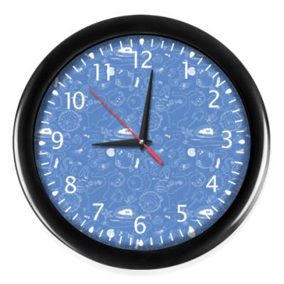 Часы море