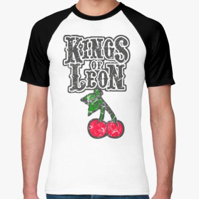 Футболка реглан Kings of Leon
