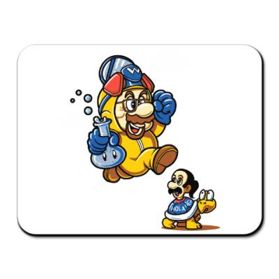 Коврик для мыши Mario Heisenberg