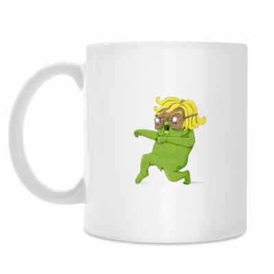 Кружка 'Green Slush'