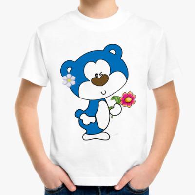 Детская футболка Зверушка
