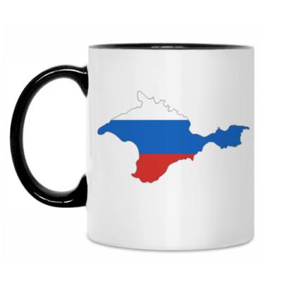 Кружка Крым наш!