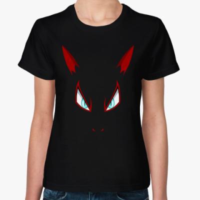 Женская футболка Покемон