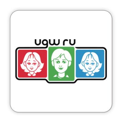 Костер (подставка под кружку) UGW