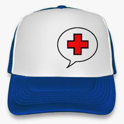 Кепка-тракер Better Call Medic