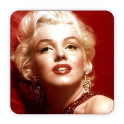 Костер (подставка под кружку) 'Marilyn Monroe'