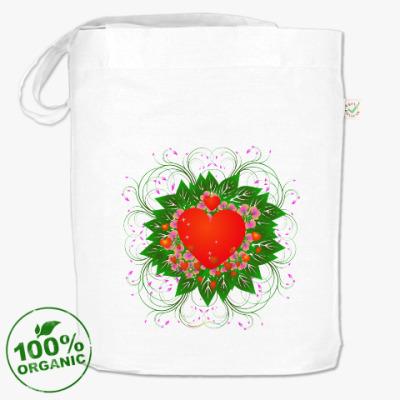 Сумка Heart Flower