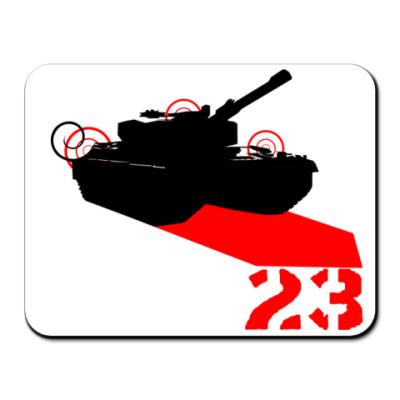 Коврик для мыши Tank 23