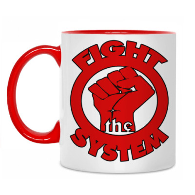 Кружка Fight the System
