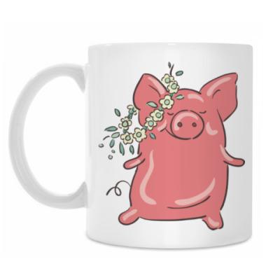 Кружка Piggy Свинка Поросенок Мимими