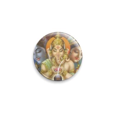 Значок 25мм Ganesha