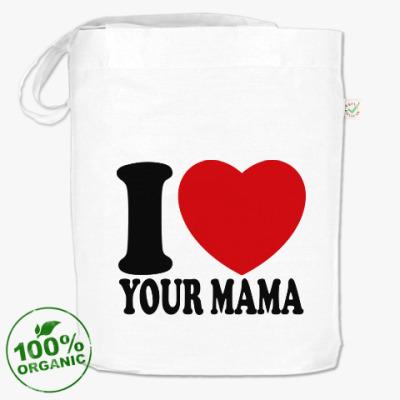 Сумка Люблю твою маму