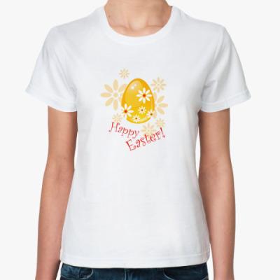 Классическая футболка  Пасха