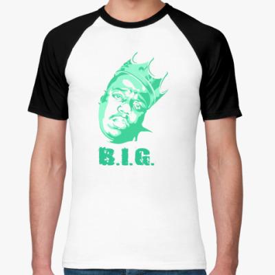 Футболка реглан Notorious BIG