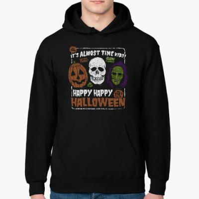 Толстовка худи Счастливого Хэллоуина