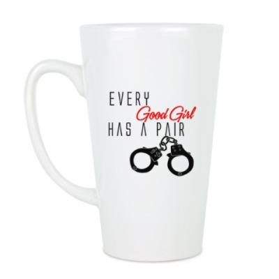 Чашка Латте Every Good Girl