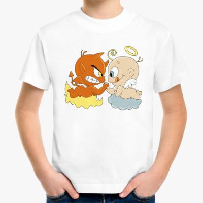 Детская футболка Армрестлинг