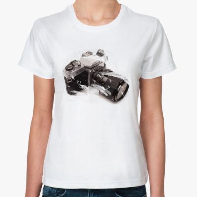 Классическая футболка penta x1