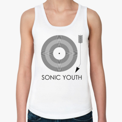 Женская майка Sonic Youth